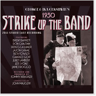Strike Up the Band CD Image