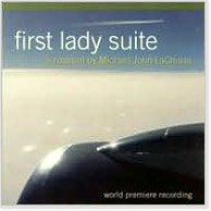 First Lady Suite CD Image
