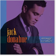 Jack Donahue: Strange Weather CD Image