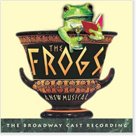 The Frogs CD Image