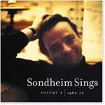 Sondheim Sings Volume 1