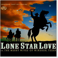 Lone Star Love CD Image