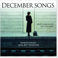 December Songs: Music and Lyrics by Maury Yeston CD Image