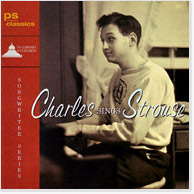 Charles Sings Strouse: Songwriter Series CD Image