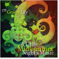 A Little Midsummer Night's Music CD Image