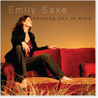 Emily Saxe: Keeping You in Mind CD Image