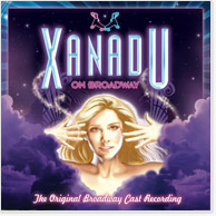 Xanadu On Broadway CD Image