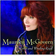 Maureen McGovern: A Long and Winding Road CD Image