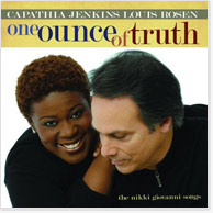 Capathia Jenkins & Louis Rosen: One Ounce of Truth CD Image