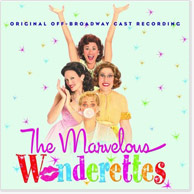 The Marvelous Wonderettes CD Image