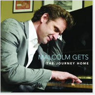 Malcolm Gets: The Journey Home CD Image