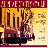 Alphabet City Cycle CD Image