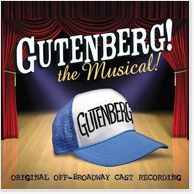 Gutenberg! The Musical CD Image