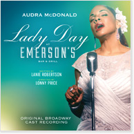 Lady Day CD Image